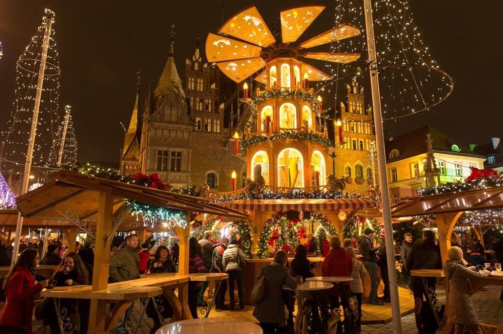 Новогодние праздники в Польше